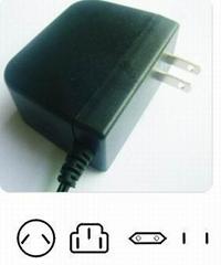 24W插墙式电源转换器