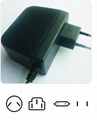 30W Wall mount Switching power adapter