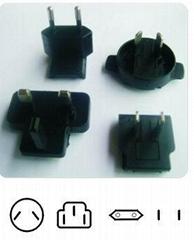 5W interchangeable plug-in adapter