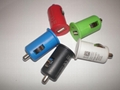 Micro auto USB in car charger