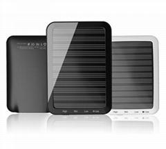 2500mAh solar charger
