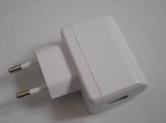 6W USB travel charger/adaptor,