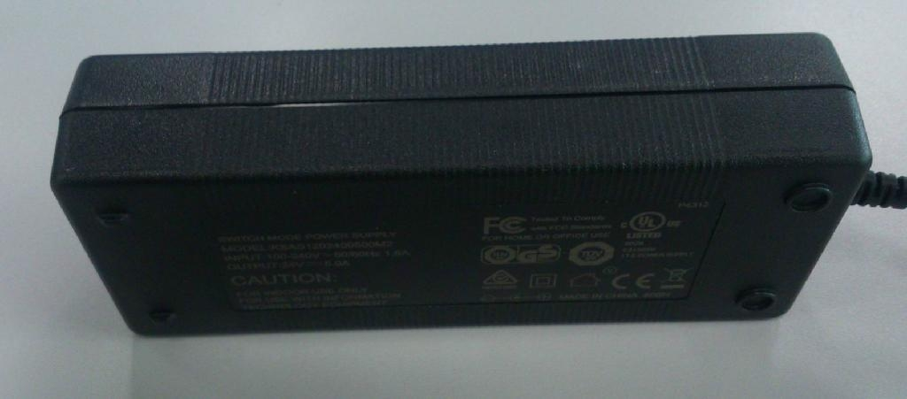 120W  switching power adapter