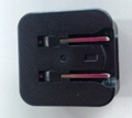 10W可转换插头充电器 USB全球认证 2