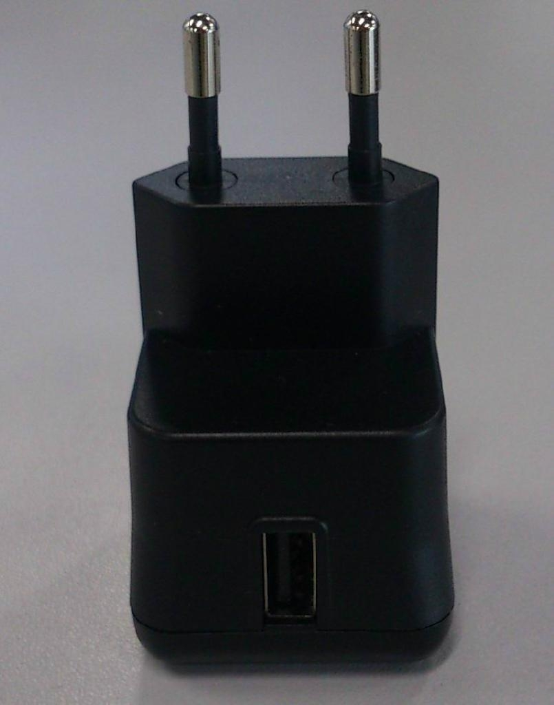 EU plug usb charger 5V/2.1A, GS, TUV safety approvals
