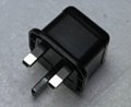 5V/1.0A USB power charger for HK, UK, Singapore