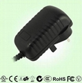 24W DC Output AC Power Adapters for STB,