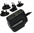5W Series Multi-plug switching Adapter