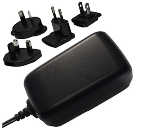 12W可抽换式插头电源 1