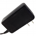 US plug-in power adaptor, EN60950, level VI