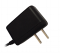 US type power adapter,5V1.0A, CEC level VI,UL, FCC, PSE approvals