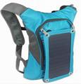 太阳能充电背包