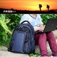 Waterproof Solar Backpack for charge to all kinds of mobile device for outdoor  3