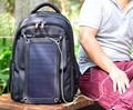 Waterproof Solar Backpack for charge to all kinds of mobile device for outdoor  4