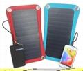 6.5W太阳能悬挂式移动充电器 2
