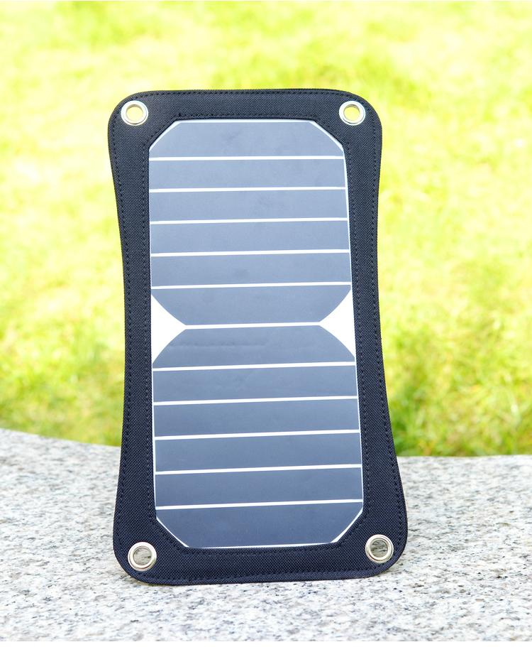 6.5W High efficiency, hanging Mobile Solar Charger 6