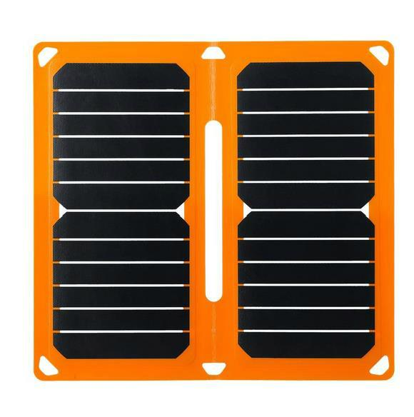 13W booklet solar panel pocket charger for mobile phone camera