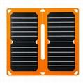 13W折叠式口袋太阳能充电器 4