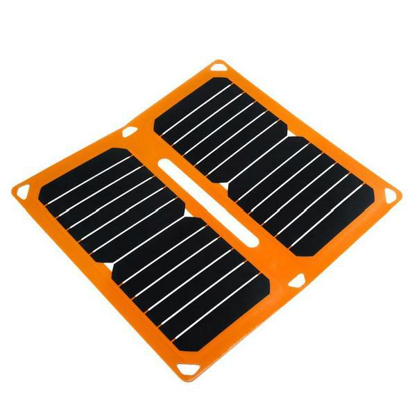 Cell Phone 13W Bracket Solar Panel Pocket Charger 6