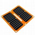13W折叠式口袋太阳能充电器 6