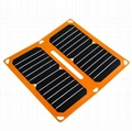 Cell Phone 13W Bracket Solar Panel Pocket Charger