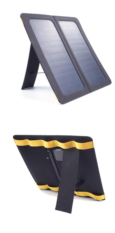 13W折叠式口袋太阳能充电器 7