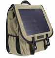 Business Canvas Solar Power Charger Bag 3