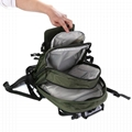 Camping Hiking Sport Solar Panel Backpack  7