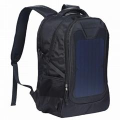 太阳能商务背包