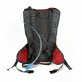 Solar backpack with water cup 5