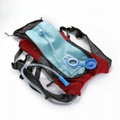 Solar backpack with water cup 9