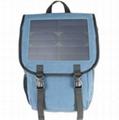 10W太阳能商务包,书包,帆布