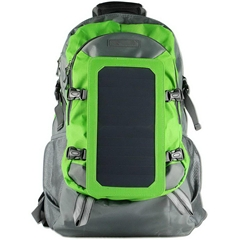 7W solar backpack charge