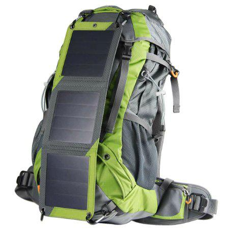 10W Solar hiking backpack with Sunpower cell 1
