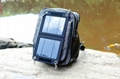 5/0.5A solar panel charger for camping, hiking, cycling