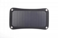 5V/1.0A Solar charger for iphone, ipad,  2