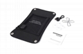 5V/1.0A Solar charger for iphone, ipad,  3