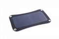 5V/1.0A Solar charger for iphone, ipad,  4