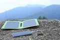 5V/2A foldable solar panel charger for