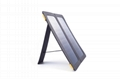 foldable solar panel charger 13W with support stan