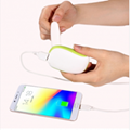 Mini Hand crank mobile charger