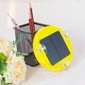 portable solar mobile phone charger 1800mah 2600mah 5200mah Square Suckers Style 5