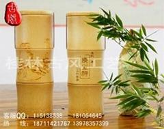 竹制茶叶包装筒