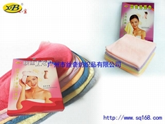 Towel gift box