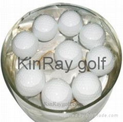 Floater golf ball