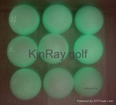 glow in dark(Lumi) golf