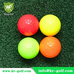 UV-Glowing Mini Golf Balls