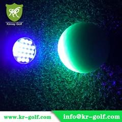 Bright Luminous  Glow in dark Golf  Balls