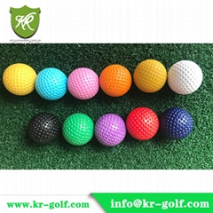 Standard Mini golf balls and Low bounce mini Golf Balls
