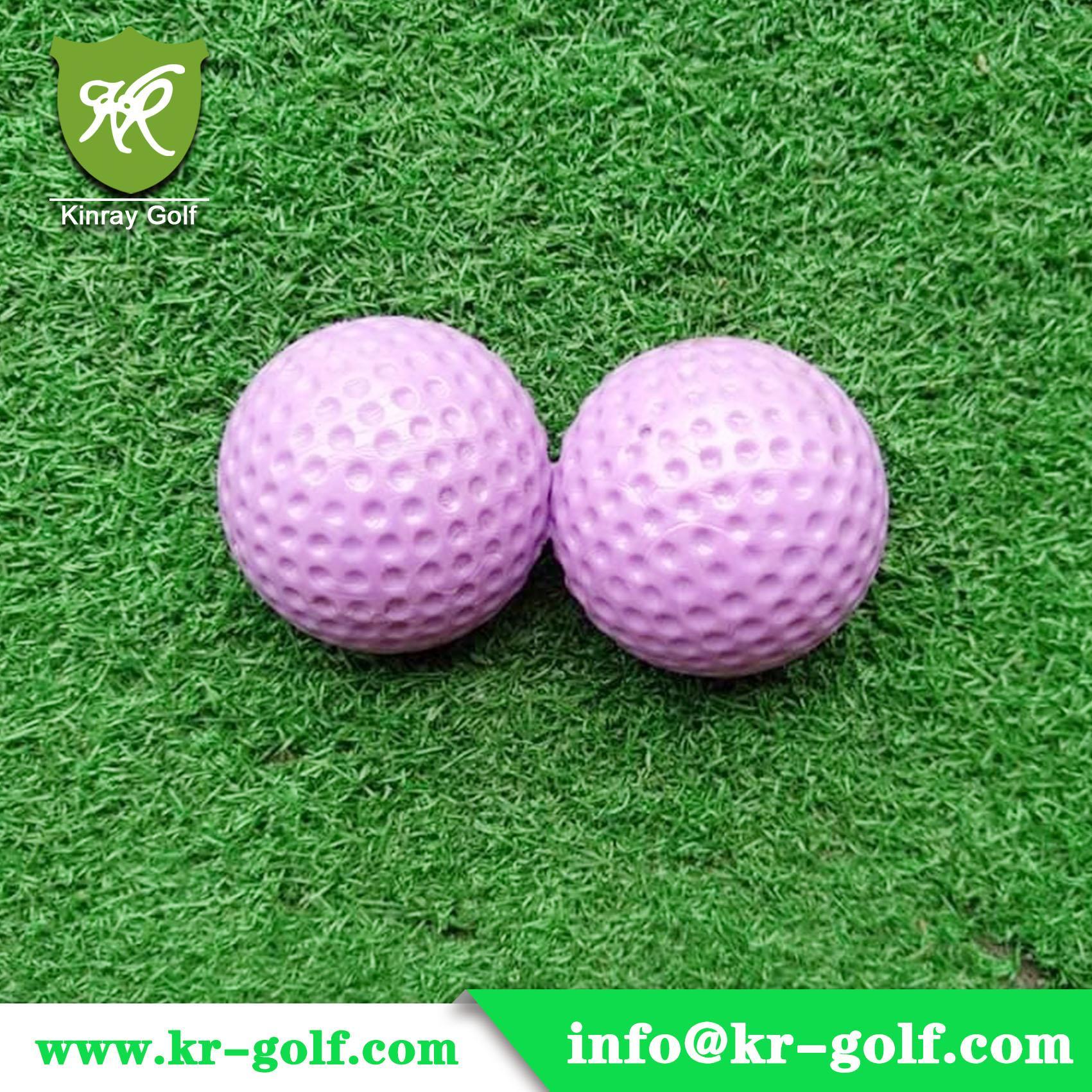 Standard Mini golf balls and Low bounce mini Golf Balls  2